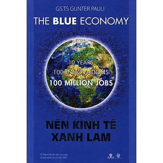 Download sách Nền Kinh Tế Xanh Lam