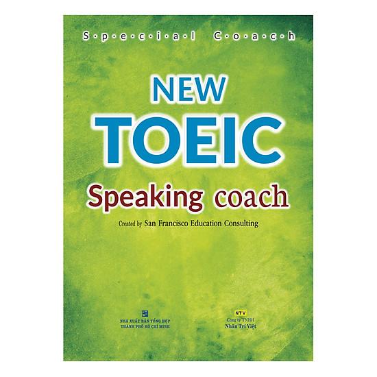 [Download sách] New Toeic Speaking Coach (Kèm CD)