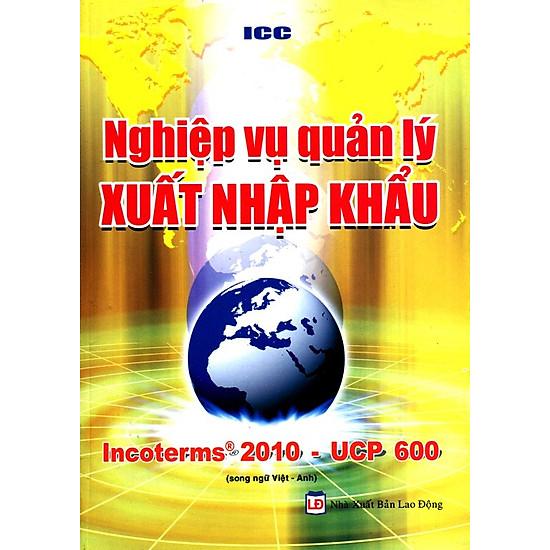 [Download Sách] Nghiệp Vụ Quản Lý Xuất Nhập Khẩu