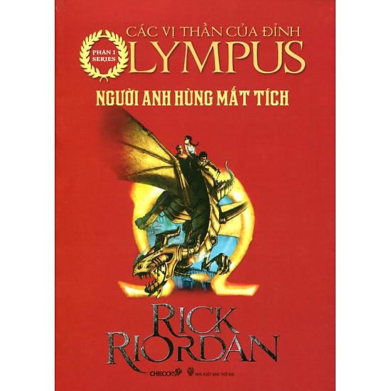 Series Các Anh Hùng Của Đỉnh Olympus - Phần 1: Người Anh Hùng Mất Tích (Tái Bản 2014)
