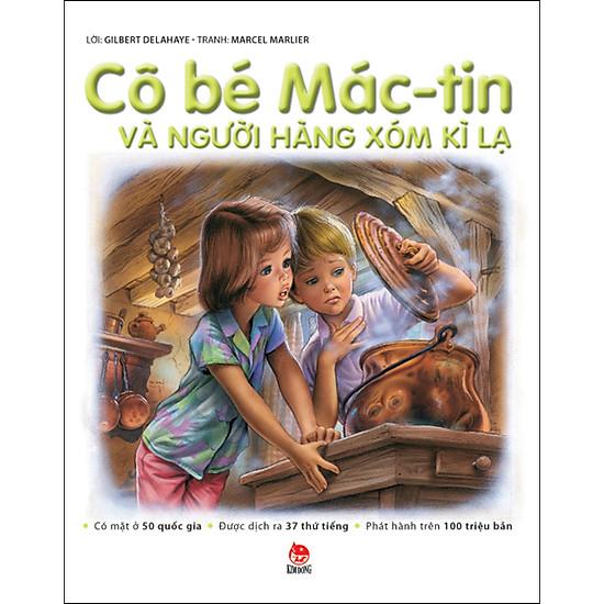 Cô Bé Mác-tin Và Người Hàng Xóm - EBOOK/PDF/PRC/EPUB