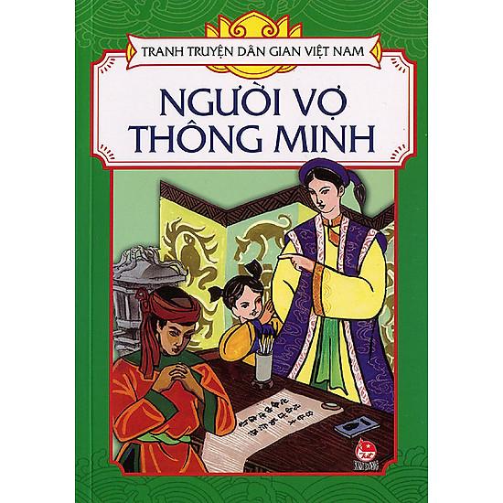 Tranh Truyện Dân Gian Việt Nam – Người Vợ Thông Minh
