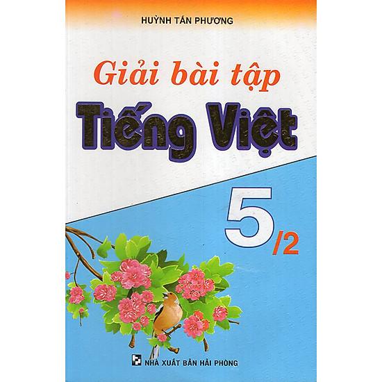 Giải Bài Tập Tiếng Việt 5 (Tập 2)