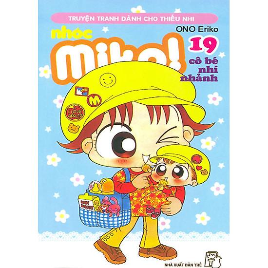 Nhóc Miko: Cô Bé Nhí Nhảnh - Tập 19