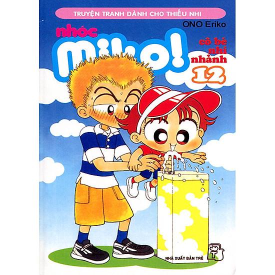 Nhóc Miko: Cô Bé Nhí Nhảnh - Tập 12