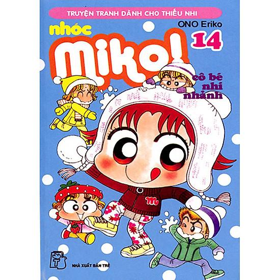 Nhóc Miko: Cô Bé Nhí Nhảnh - Tập 14