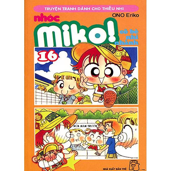 Nhóc Miko: Cô Bé Nhí Nhảnh - Tập 16