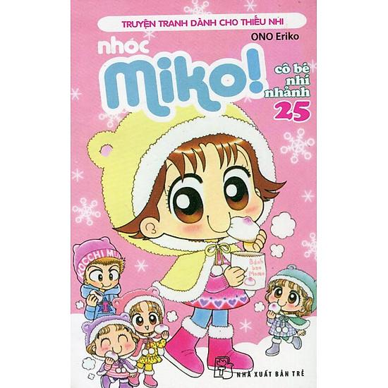 Nhóc Miko! Cô Bé Nhí Nhảnh – Tập 25