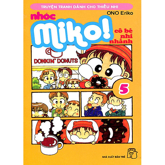 Nhóc Miko: Cô Bé Nhí Nhảnh - Tập 5