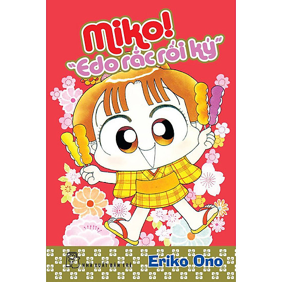 Nhóc Miko: Edo Rắc Rối Ký