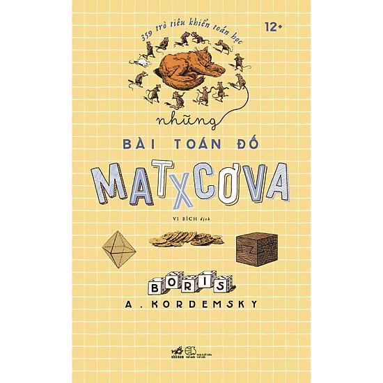 Những Bài Toán Đố Matxcova – 359 Trò Tiêu Khiển Toán Học