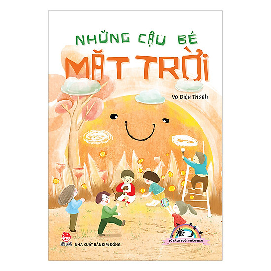 Hình ảnh download sách Những Cậu Bé Mặt Trời
