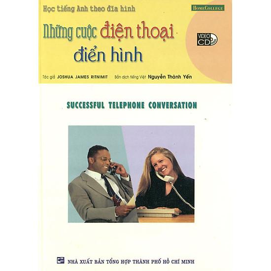 [Download Sách] Những Cuộc Điện Thoại Điển Hình (Kèm VCD)