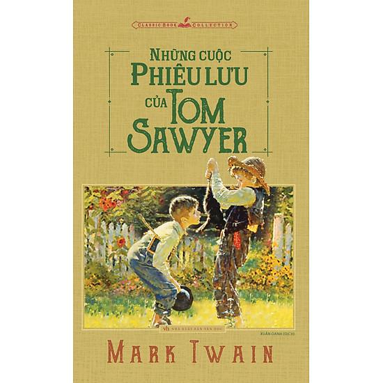 Những Cuộc Phiêu Lưu Của Tom Sawyer (Minh Long)