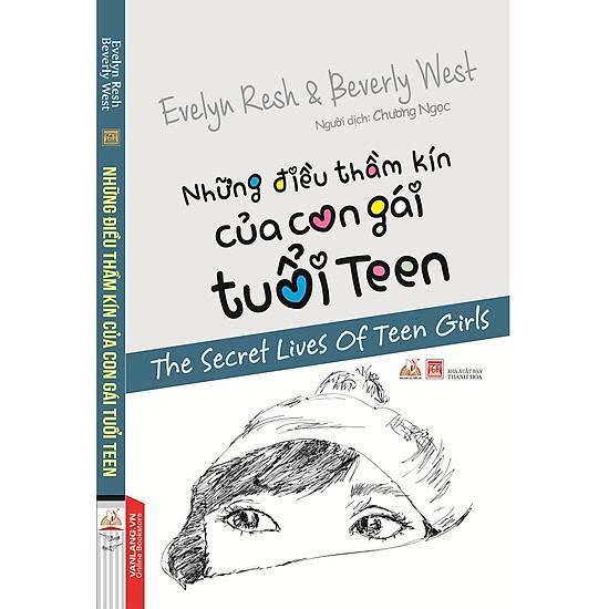 [Download sách] Những Điều Thầm Kín Của Con Gái Tuổi Teen