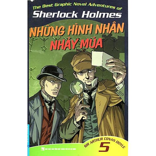Những Cuộc Phiêu Lưu Kỳ Thú Của Sherlock Homes (Tập 5) - Những Hình Nhân Nhảy Múa