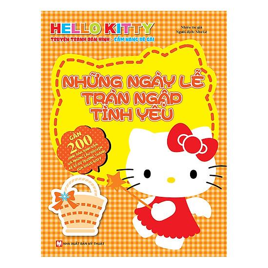 [Download Sách] Hello Kitty - Những Ngày Lễ Ngập Tràn Tình Yêu