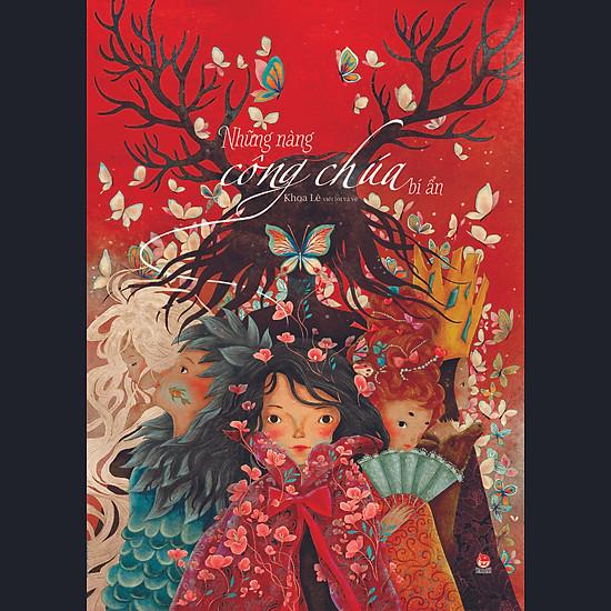 Những Nàng Công Chúa Bí Ẩn (Artbook)