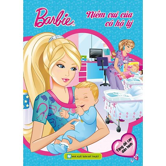 [Download Sách] Barbie Chọn Nghề - Niềm Vui Của Cô Hộ Lý