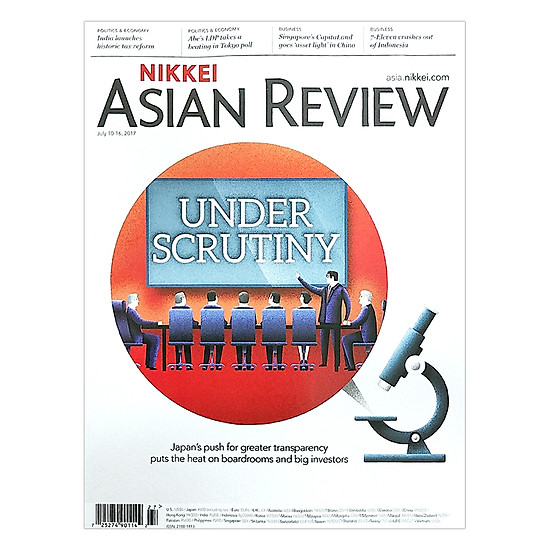 Nikkei Asian Review: Under scrutiny - 27
