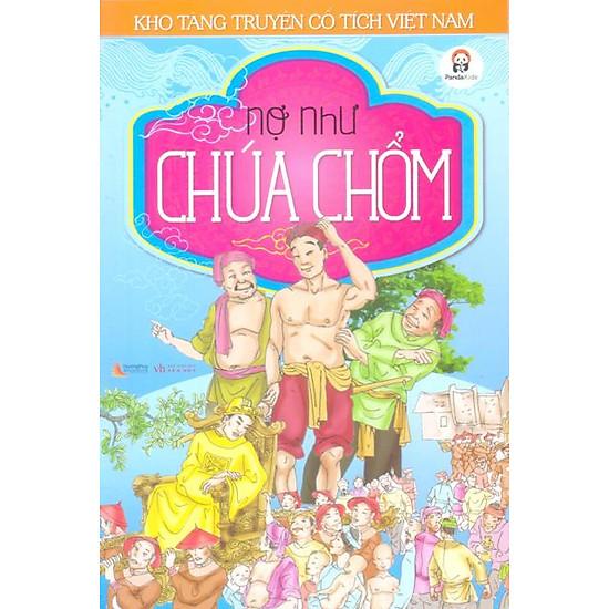 [Download Sách] Kho Tàng Truyện Cổ Tích Việt Nam - Nợ Như Chúa Chổm