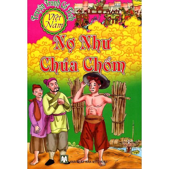 [Download Sách] Truyện Tranh Cổ Tích Việt Nam - Nợ Như Chúa Chổm