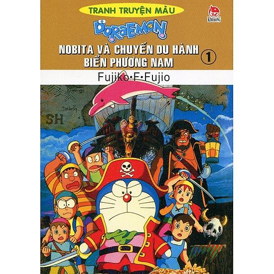 Nobita Và Chuyến Du Hành Biển Phương Nam – Tập 1