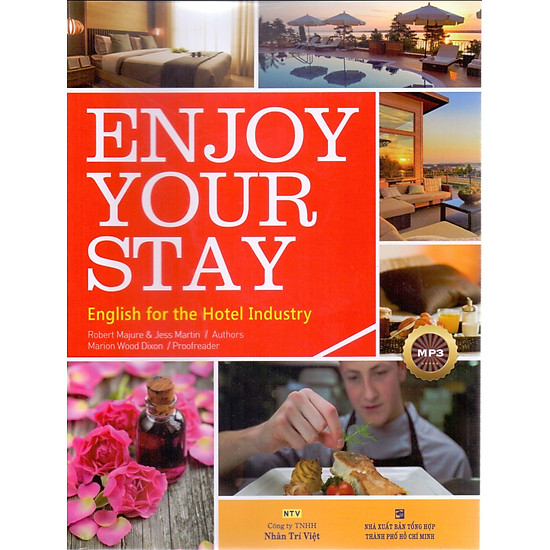 Enjoy Your Stay (Kèm CD)