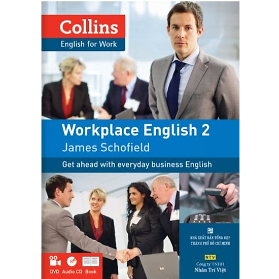 Collins English For Work – Workplace English 2