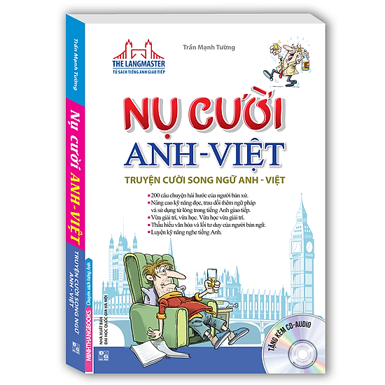 Nụ Cười Anh – Việt (Truyện Cười Song Ngữ Anh – Việt)