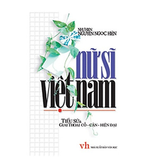 [Download sách] Nữ Sĩ Việt Nam