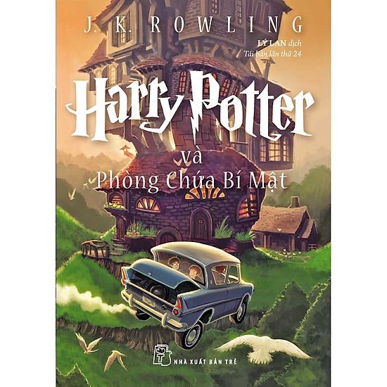 Harry Potter Và Phòng Chứa Bí Mật – Tập 2 (Tái Bản 2017)