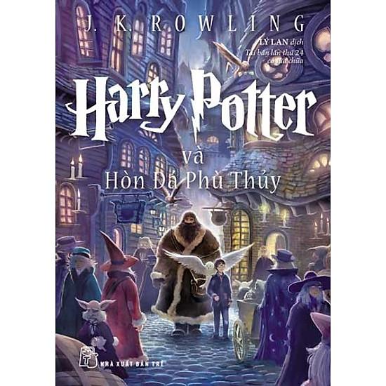 Harry Potter Và Hòn Đá Phù Thủy – Tập 1 (Tái Bản 2017)