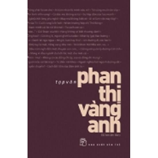 Tạp Văn Phan Thị Vàng Anh