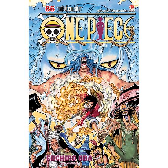 One Piece – Tập 65 (Tái Bản 2016)