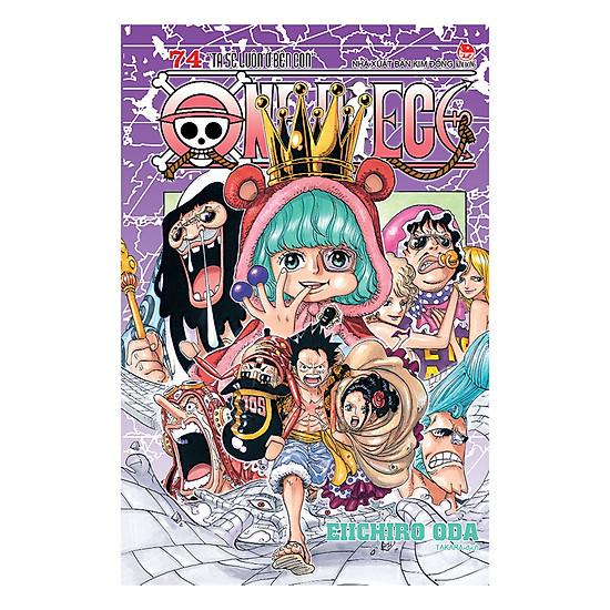 One Piece (Tập 74)