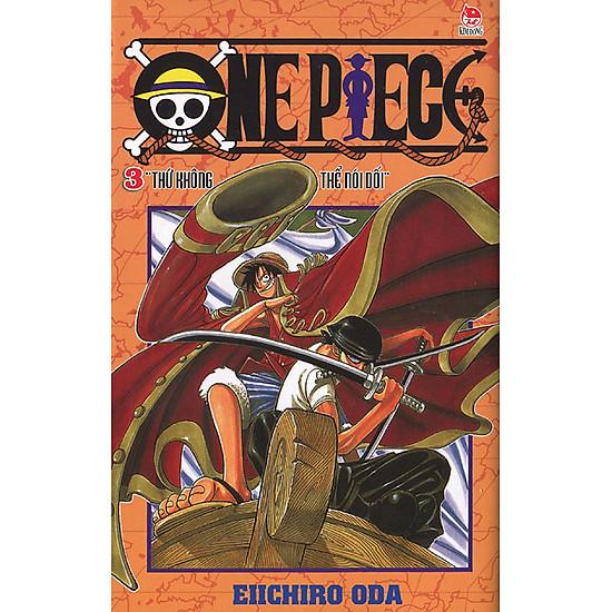 One Piece (Tái bản 2014) – Tập 3