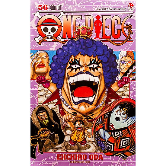 [Download sách] One Piece (2016) - Tập 56