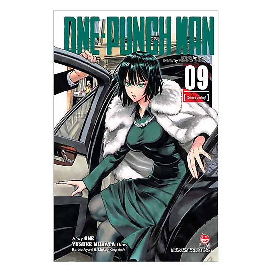 One Punch Man – Tập 9