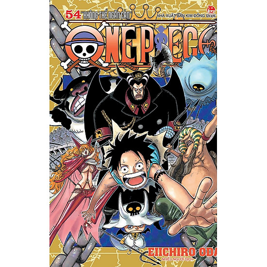 One Piece (2016) – Tập 54