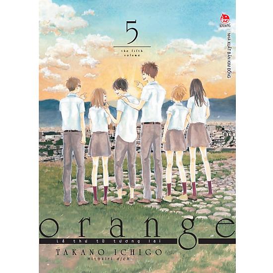 Orange – Lá Thư Từ Tương Lai (Tập 5)