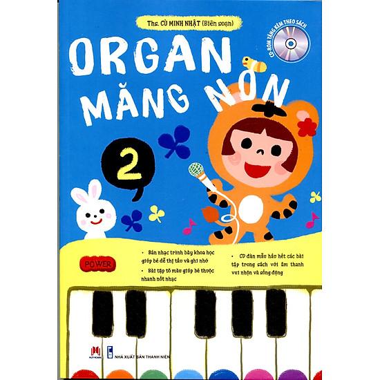 [Download sách] Organ Măng Non (Tập 2) - Tái Bản 2017