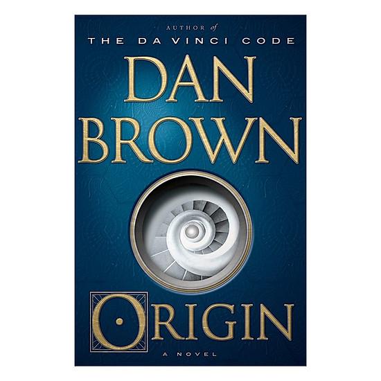 [Download sách] Origin - Robert Langdon Book 5 (US Edition - Hardcover)