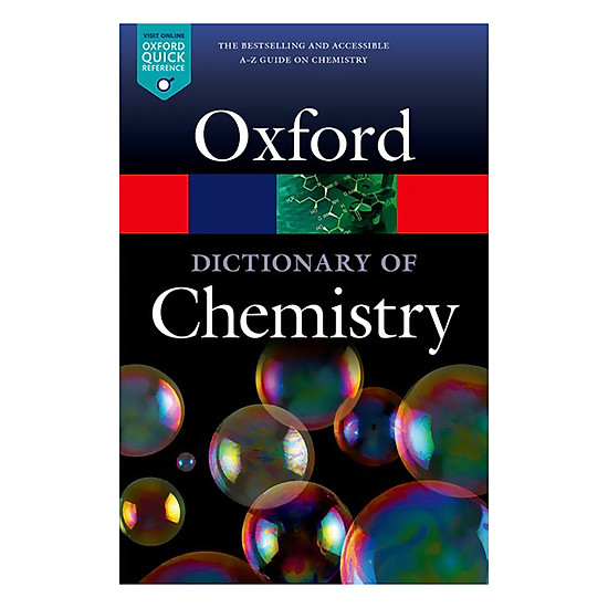 A Dictionary Of Chemistry (Seventh Edition)