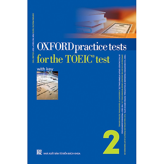 [Download sách] Oxford Practice Test for the TOEIC Test 2