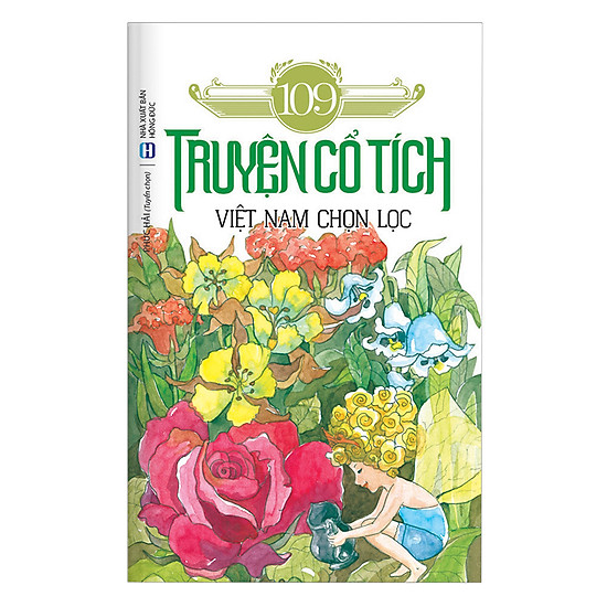 [Download Sách] 109 Truyện Cổ Tích Việt Nam Chọn Lọc