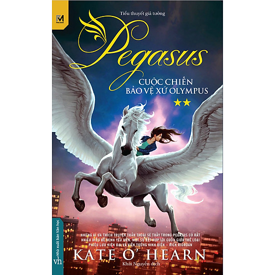 Pegasus (Tập 2) – Cuộc Chiến Bảo Vệ Xứ Olympus