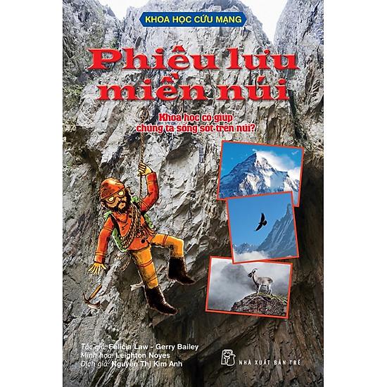 Khoa Học Cứu Mạng – Phiêu Lưu Miền Núi