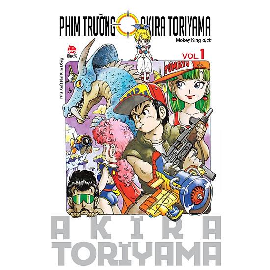 Tuyển Tập Akira Toriyama – Phim Trường Akira Toriyama – Tập 1