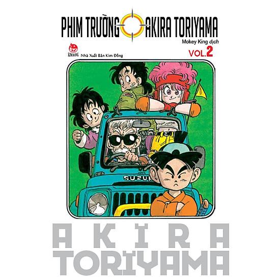 Tuyển Tập Akira Toriyama – Phim Trường Akira Toriyama – Tập 2